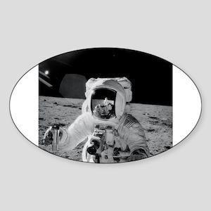 Apollo 12 Astronauts explor Sticker