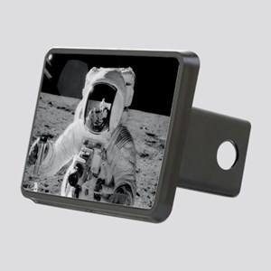 Apollo 12 Astronauts explo Rectangular Hitch Cover