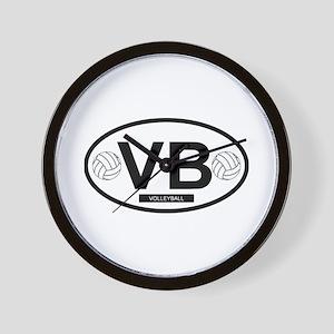 VB4 Wall Clock