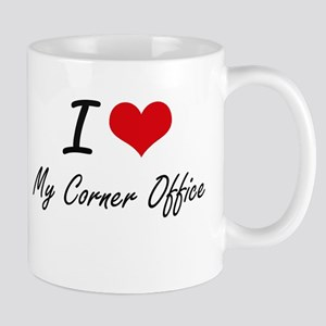 I love My Corner Office Mugs