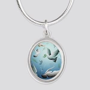 Beautiful Doves Necklaces