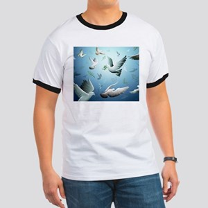 Beautiful Doves T-Shirt