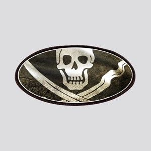 Pirate Flag Patch