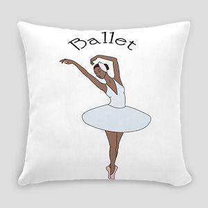 Ballet Everyday Pillow