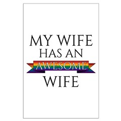 My Wife Has an Awesome Wife Posters