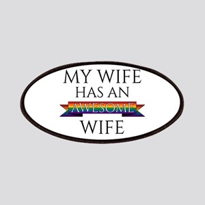 My Wife Has an Awesome Wife Patch