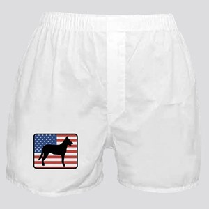 American Beauceron Boxer Shorts