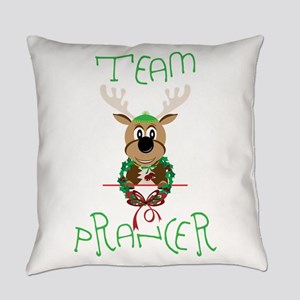 Team Prancer Everyday Pillow