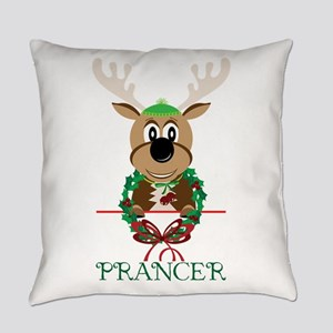 Prancer Everyday Pillow