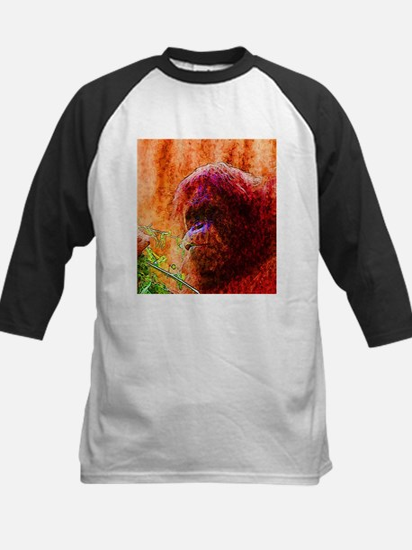 Abstract Animal Baseball Jersey