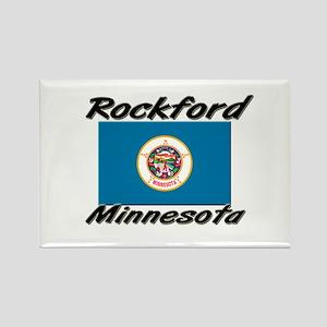 Rockford Minnesota Rectangle Magnet