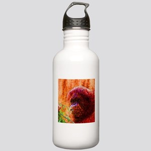 Abstract Animal Stainless Water Bottle 1.0L
