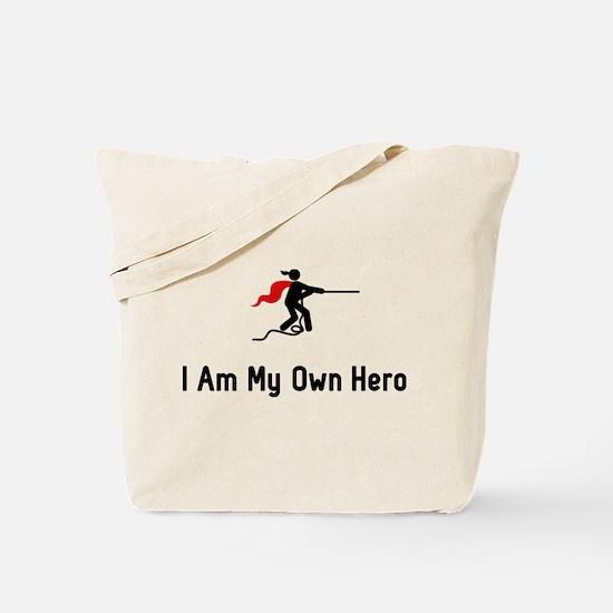 Tug Of War Hero Tote Bag