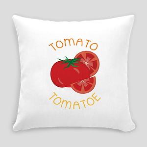 Tomato Tomatoe Everyday Pillow