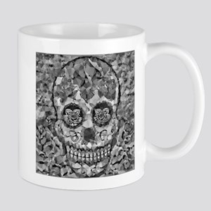 Polygon Sugarskull Mugs