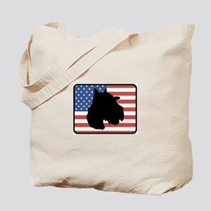 American Schnoodle Tote Bag