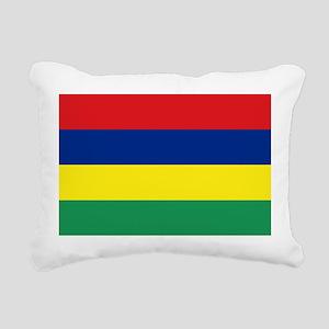 Mauritius Rectangular Canvas Pillow