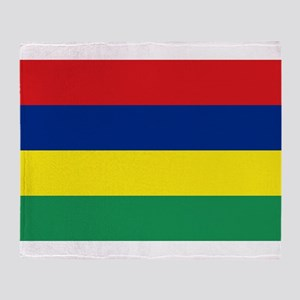 Mauritius Throw Blanket