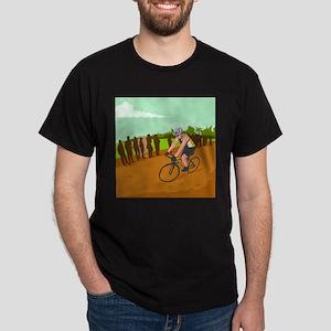 Cyclist Racing WPA T-Shirt