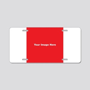 Your Image Here Aluminum License Plate