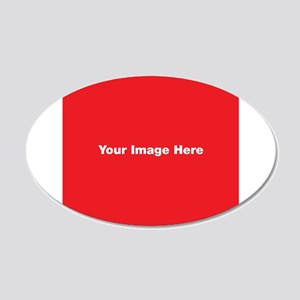 Your Image Here Wall Decal