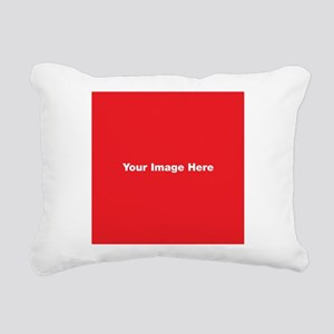 Your Image Here Rectangular Canvas Pillow