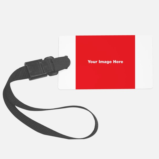 Your Image Here Luggage Tag
