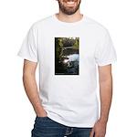 Otter Paradise White T-Shirt