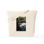 Otter Paradise Tote Bag