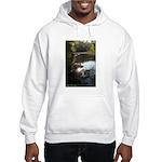 Otter Paradise Hooded Sweatshirt