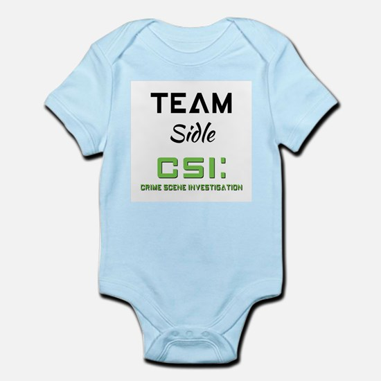 TEAM SIDLE Body Suit