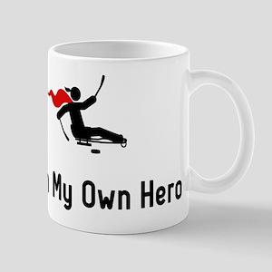 Sled Hockey Hero Mug