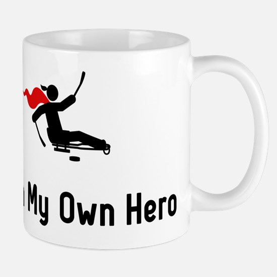 Sled Hockey Hero Mug