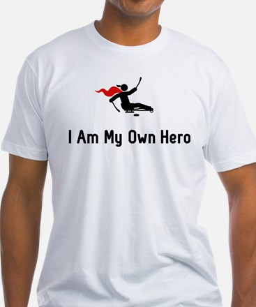 Sled Hockey Hero Shirt