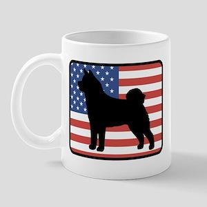 American Akita Mug