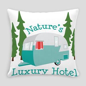 Natures Luxury Hotel Everyday Pillow