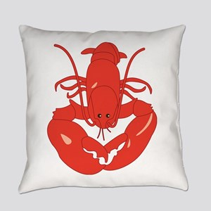Maine Lobster Everyday Pillow