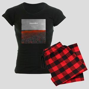Poppy Field - Remember pajamas