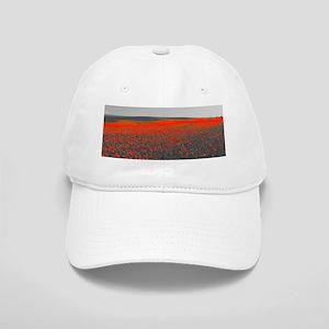 Poppy Field - Remember Cap