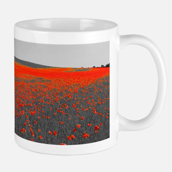 Poppy Field - Remember Mugs