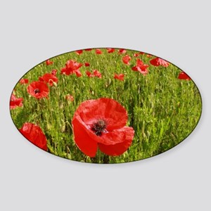 Poppy Field PRO PHOTO Sticker