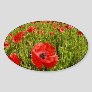 Poppy Field PRO PHOTO Sticker