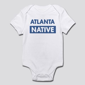 ATLANTA native Infant Bodysuit