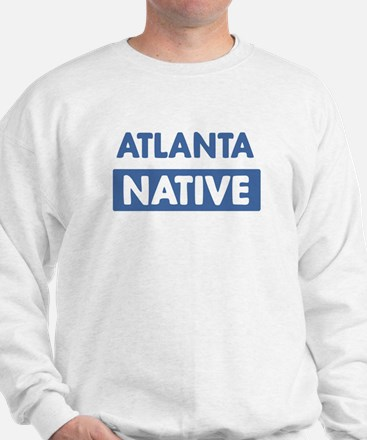ATLANTA native Sweatshirt