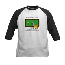 On The Cheese Billiard Mouse Kids Baseball Jersey