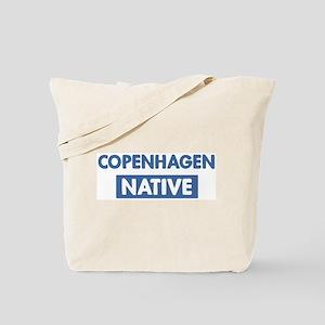 COPENHAGEN native Tote Bag