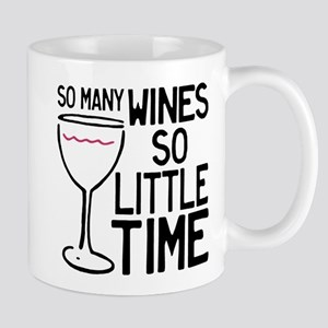 So Many Wines Mugs