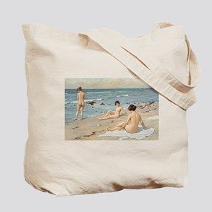 Beach Scenery ... Tote Bag