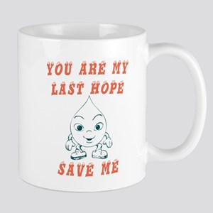 Save water request Mugs