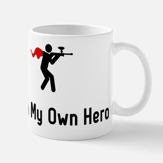 Paintball Hero Mug